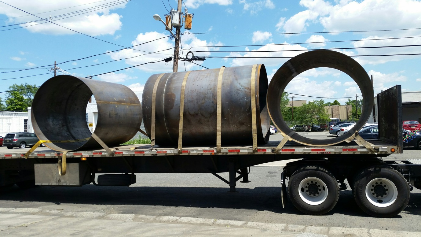 Large Cylinders